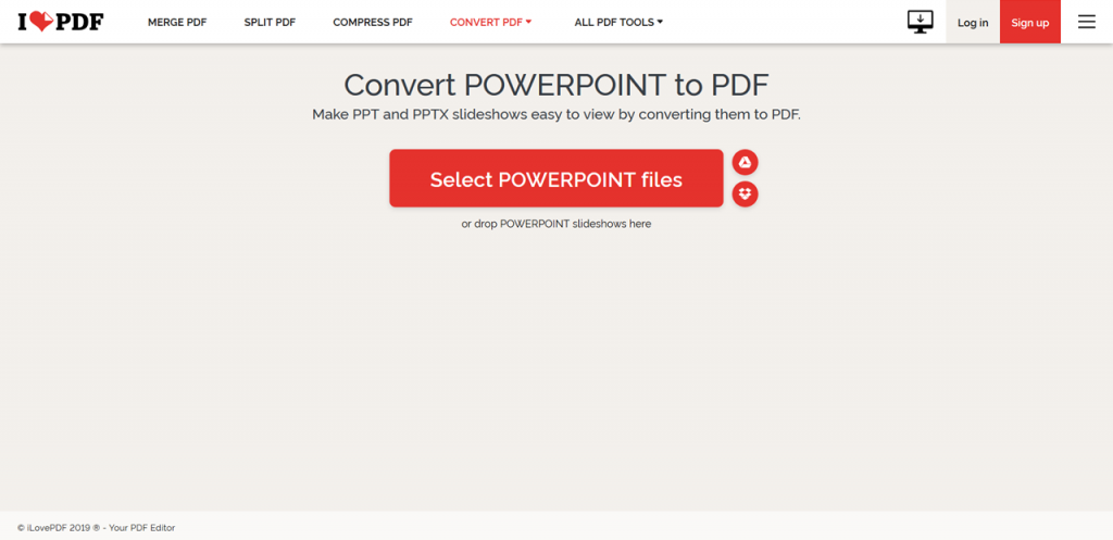 Come convertire qualunque file in PDF